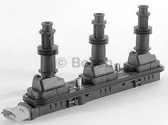 Котушка запалювання Bosch 0221503027