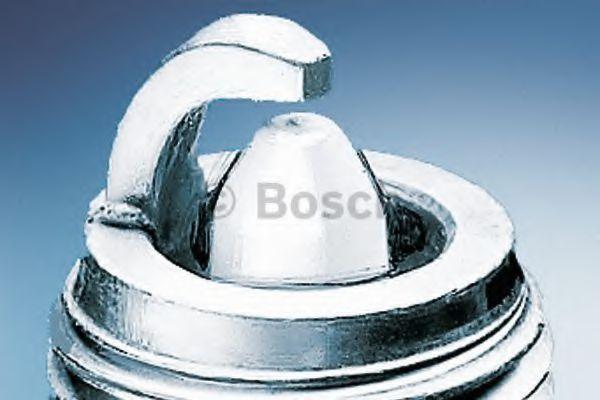 Свеча зажигания Ваз 2108-21099/2110-2112/Калина 8-кл WR7DPX (платиновая) Bosch BOSCH арт. 0242235540