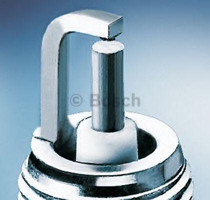 Свічка запалювання Bosch 0242225537
