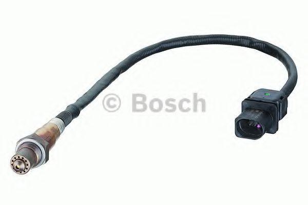 Лямбда-зонд Bosch 0258017018