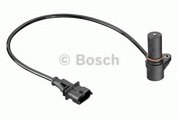 Датчик обертів колінвалу Bosch 0281002214
