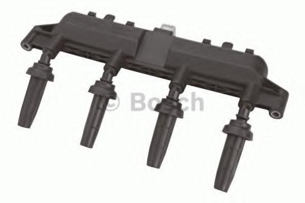 Элемент катушки зажигания Bosch - 0986221035