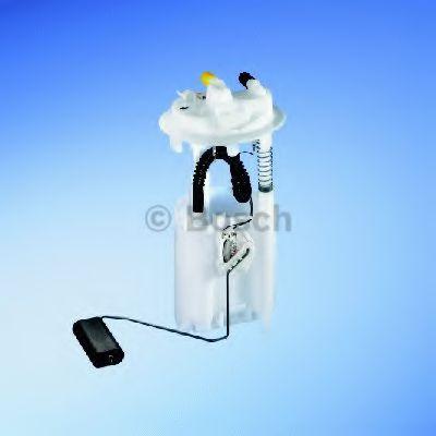 Датчик, запас топлива BOSCH арт. 0986580291