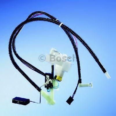 Датчик, запас топлива BOSCH арт. 0986580340