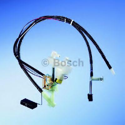 Датчик, запас топлива BOSCH арт. 0986580343