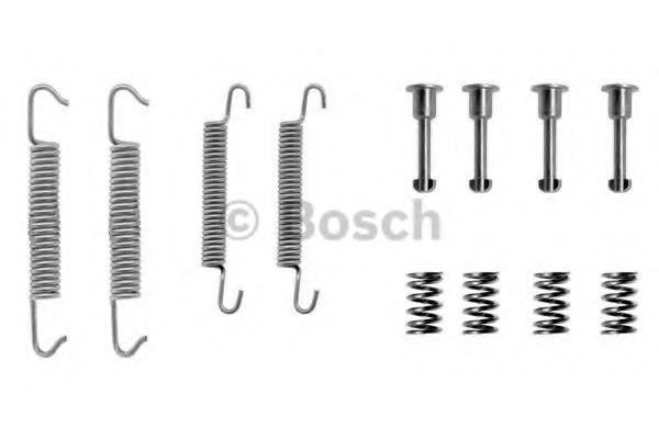 Аксессуары, тюнинг Комплектующие, стояночная тормозная система BOSCH арт. 1987475090