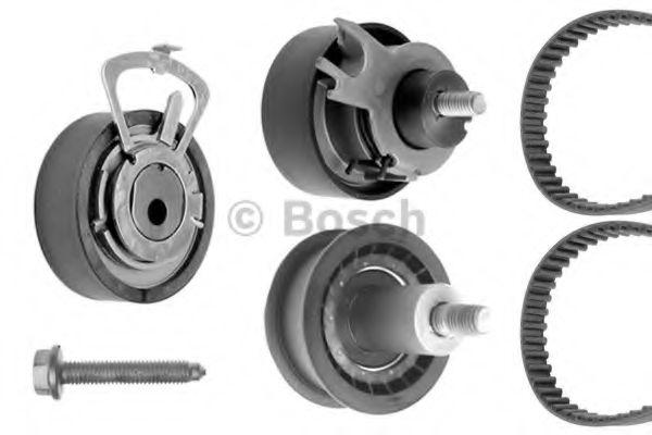 Комплект (ремінь+ролики) Bosch 1987948267