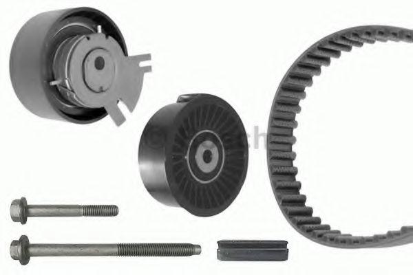 Комплект (ремінь+ролики) Bosch 1987948915