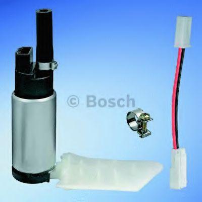 Топливный насос BOSCH арт. F000TE1276