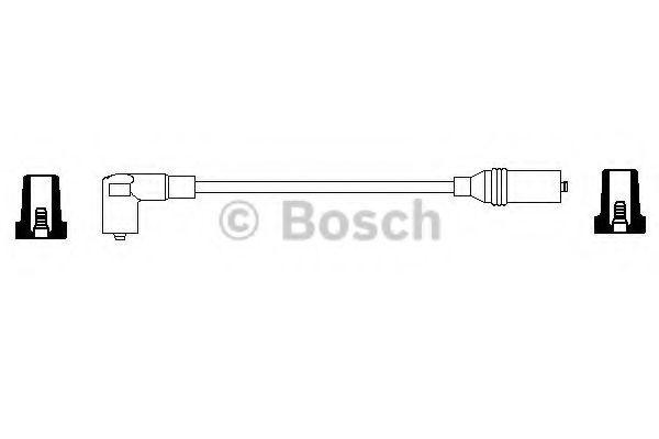 Провод зажигания BOSCH арт. 0356904062