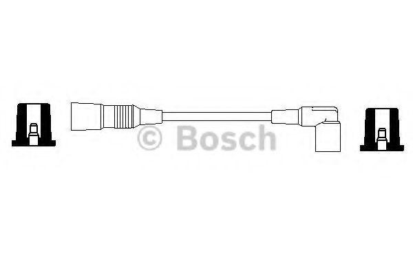 Провод зажигания BOSCH арт. 0356904065