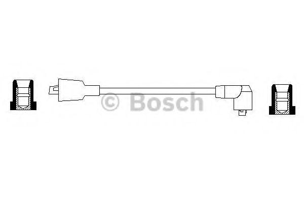 Провод зажигания BOSCH арт. 0986356038