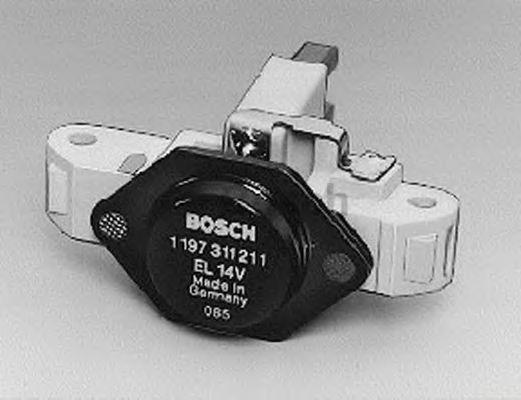 Регулятор генератора BOSCH арт. 1197311213