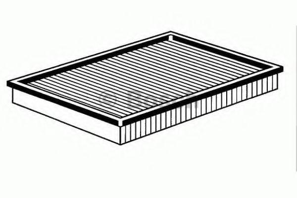 Фильтры воздуха салона автомобиля Воздушный фильтр BOSCH арт. 1987429189