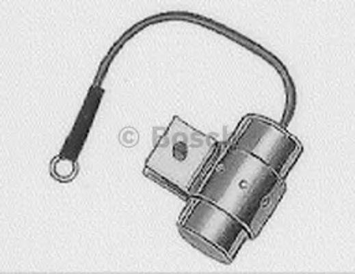 Конденсатор, система зажигания BOSCH арт. 1237330801