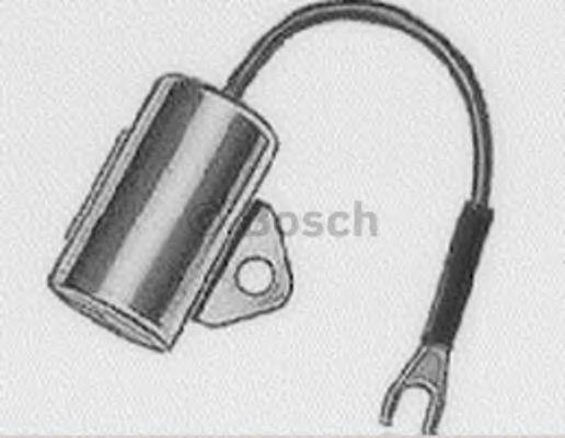 Конденсатор, система зажигания BOSCH арт. 1237330809
