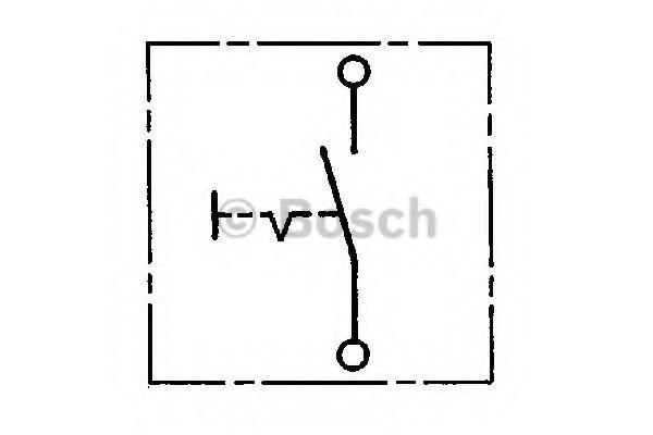 Главный переключатель BOSCH арт. 0341002003