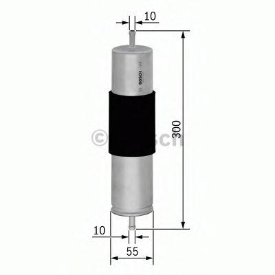 Фільтр паливний Bosch 0450905905