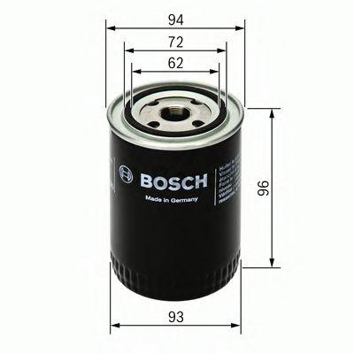 Фільтр масляний Bosch 0451103251