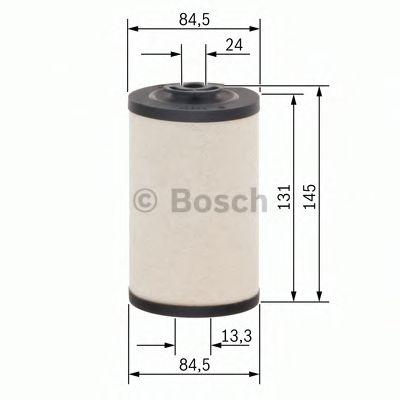 Фильтры топливные Топливный фильтр BOSCH арт. 1457431159
