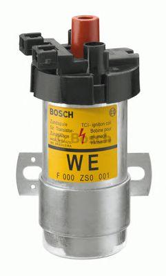 Котушка запалювання Bosch F000ZS0001