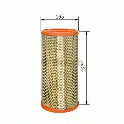Фильтры воздуха салона автомобиля Воздушный фильтр BOSCH арт. 1457429795
