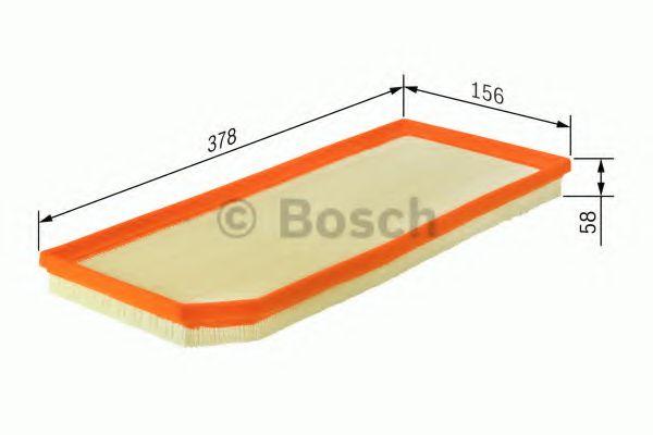 Фільтр повітряний Bosch 1457433065