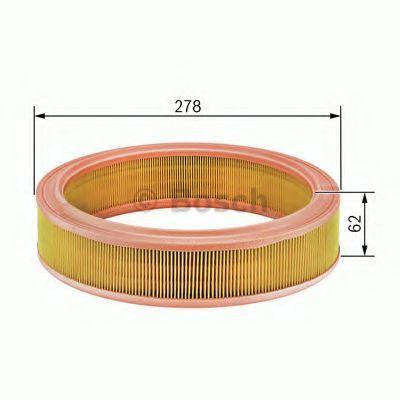 Повітряний фільтр Bosch 1457433540