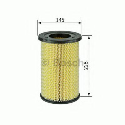 Фільтр повітряний Bosch F026400199