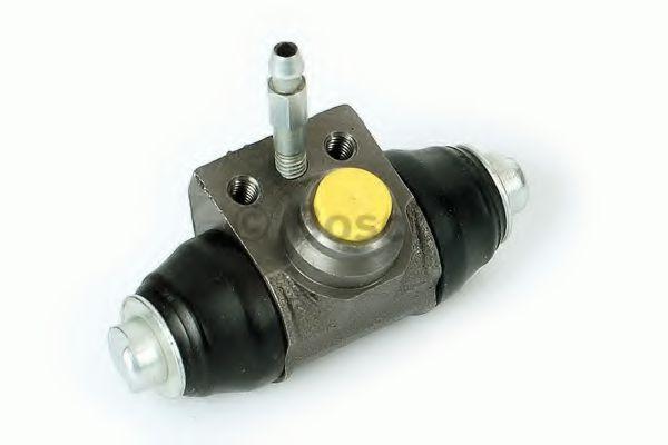 Циліндр гальмівний робочий Bosch F026009039