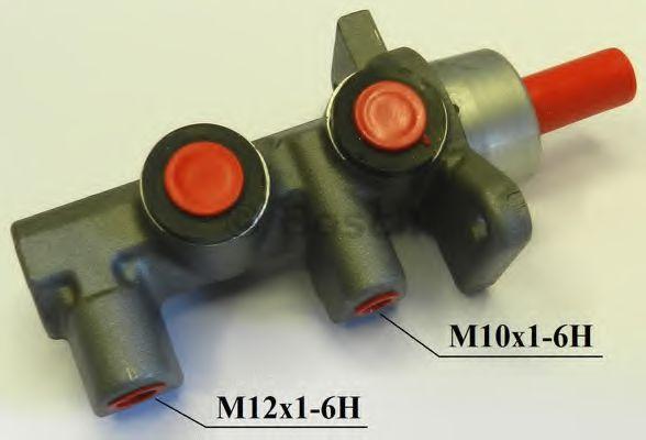 Главный тормозной цилиндр BOSCH арт. 0986480852