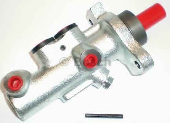 Циліндр гальмівний головний Bosch 0986480992