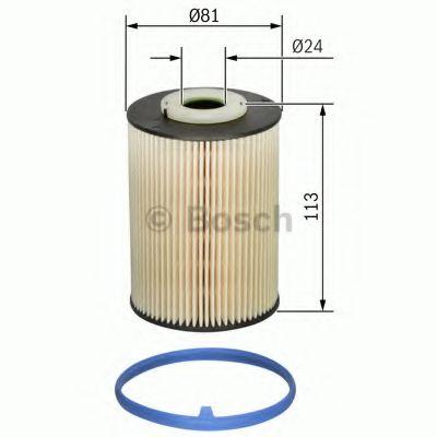 Фільтр паливний Bosch F026402128