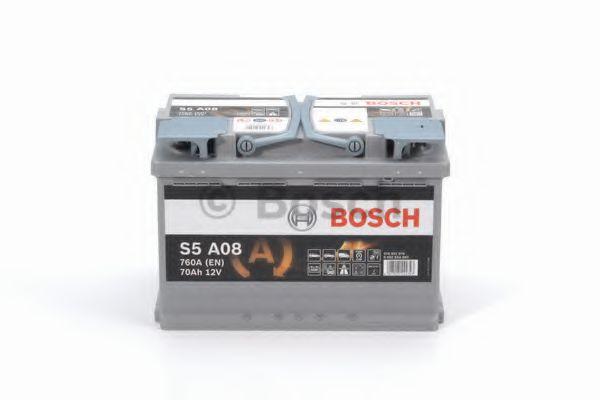 Стартерная аккумуляторная батарея BOSCH арт. 0092S5A080