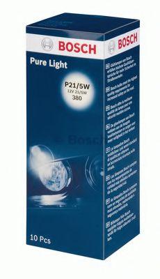 Лампа накаливания, фонарь указателя поворота BOSCH арт. 1987302202