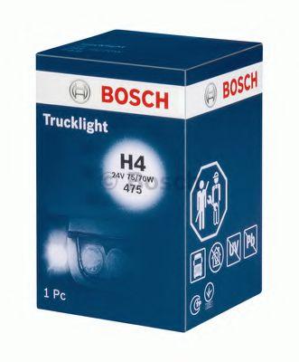 Трансмиссионные Лампа накаливания, основная фара BOSCH арт. 1987302441