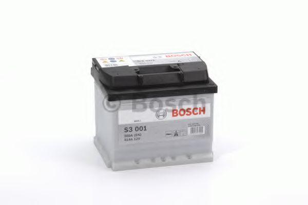 Стартерная аккумуляторная батарея BOSCH арт. 0092S30010