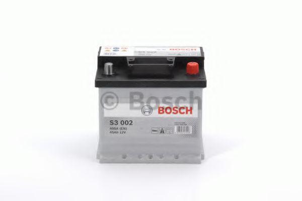 Стартерная аккумуляторная батарея BOSCH арт. 0092S30020