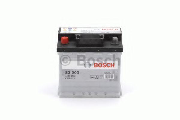 Стартерная аккумуляторная батарея BOSCH арт. 0092S30030