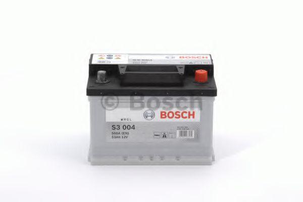 Стартерная аккумуляторная батарея BOSCH арт. 0092S30041