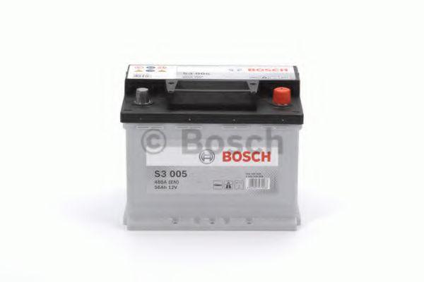 Стартерная аккумуляторная батарея BOSCH арт. 0092S30050