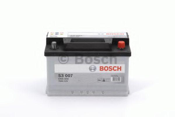 Стартерная аккумуляторная батарея BOSCH арт. 0092S30070