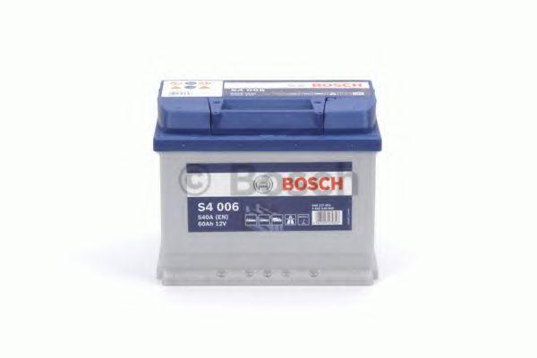 Стартерная аккумуляторная батарея BOSCH арт. 0092S40060