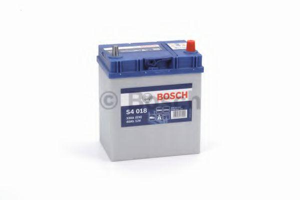 Стартерная аккумуляторная батарея Bosch - 0092S40180