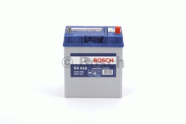 Стартерная аккумуляторная батарея BOSCH арт. 0092S40180