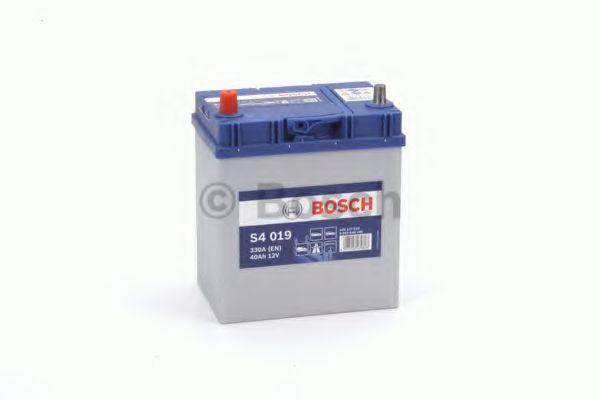Стартерная аккумуляторная батарея Bosch - 0092S40190