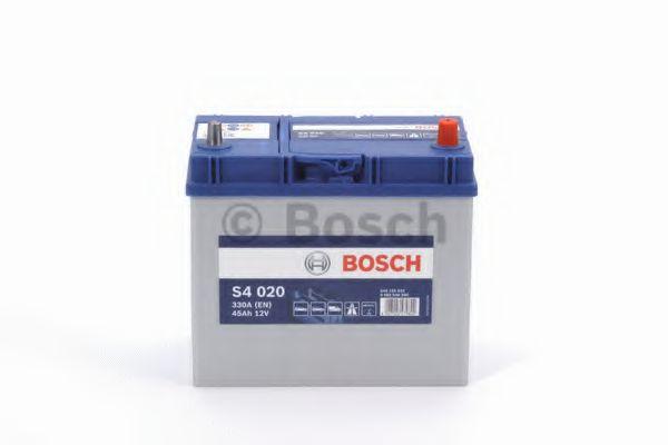 Стартерная аккумуляторная батарея BOSCH арт. 0092S40200