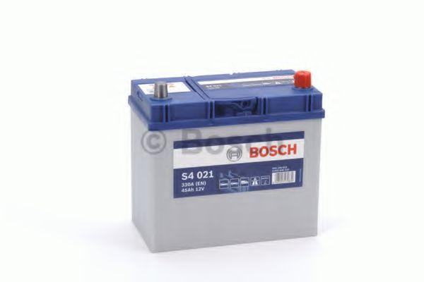 Стартерная аккумуляторная батарея Bosch - 0092S40210