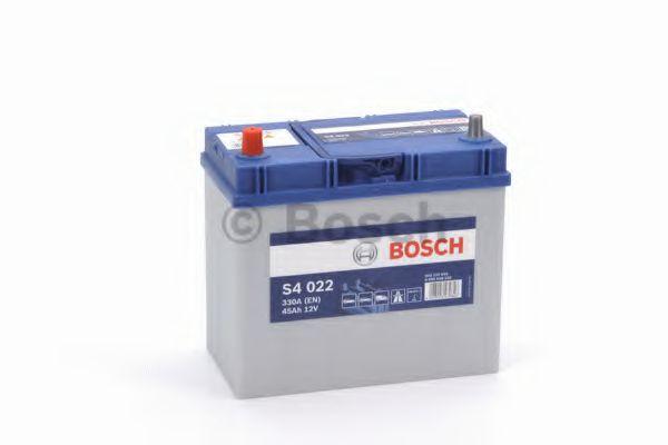 Стартерная аккумуляторная батарея Bosch - 0092S40220