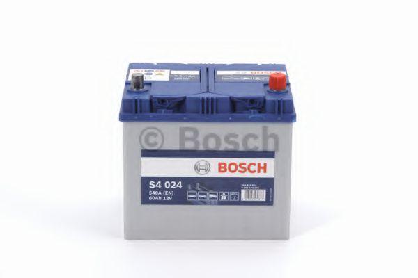 Стартерная аккумуляторная батарея BOSCH арт. 0092S40240